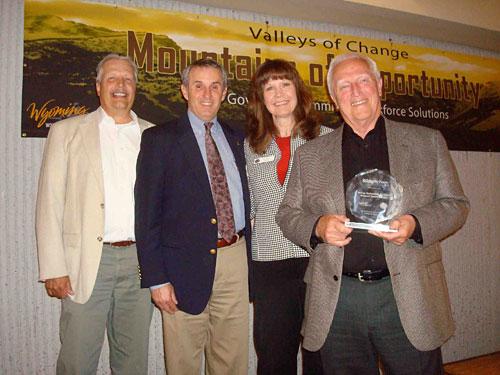 Energy Exploration program and Tribal Casino receive Governor's Awards