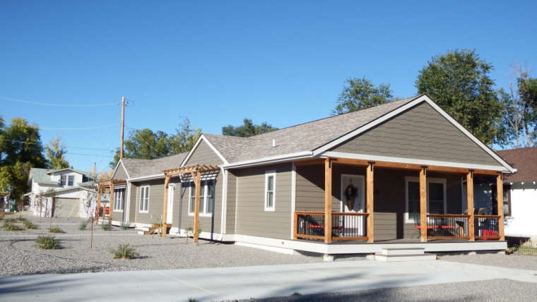 FC BOCES student built duplex recognized today; Only the third one in USA