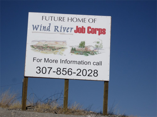 It's a Go! Contractor's pre-bid conference for Wind River Job Corps set May 8th in Riverton